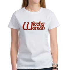 Witchy Woman Citrine Tee