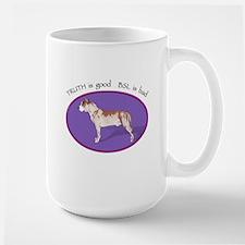 Amstaff TRUTH is good BSL is bad Mug