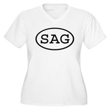 SAG Oval T-Shirt