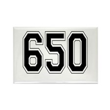 650 Rectangle Magnet