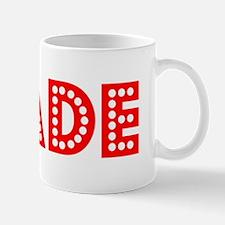Retro Kade (Red) Mug