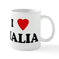 I Love MALIA Mug