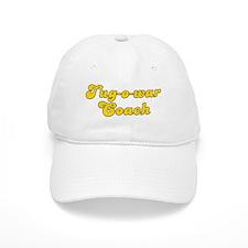 Retro Tug-o-war C.. (Gold) Baseball Cap
