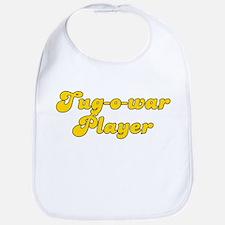 Retro Tug-o-war P.. (Gold) Bib