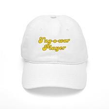 Retro Tug-o-war P.. (Gold) Baseball Cap