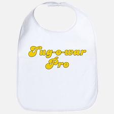 Retro Tug-o-war Pro (Gold) Bib