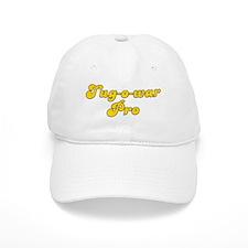 Retro Tug-o-war Pro (Gold) Baseball Cap
