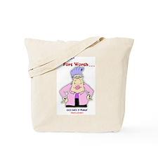 Fort Worth Mama Tote Bag