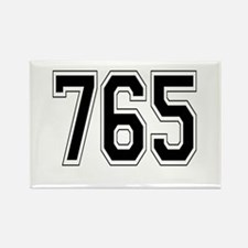 765 Rectangle Magnet