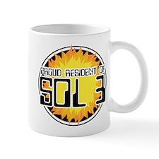 Resident of Sol 3 Mug