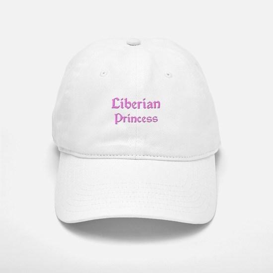 Liberian Princess Baseball Baseball Cap