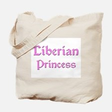 Liberian Princess Tote Bag