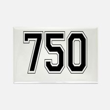750 Rectangle Magnet