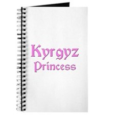 Kyrgyz Princess Journal