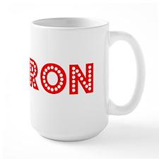 Retro Kamron (Red) Mug