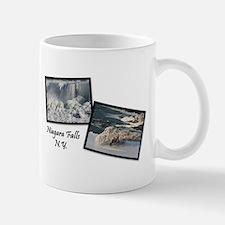 Winter Niagara Falls Mug