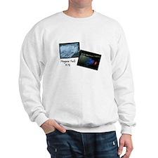 Summertime Niagara Falls Sweatshirt