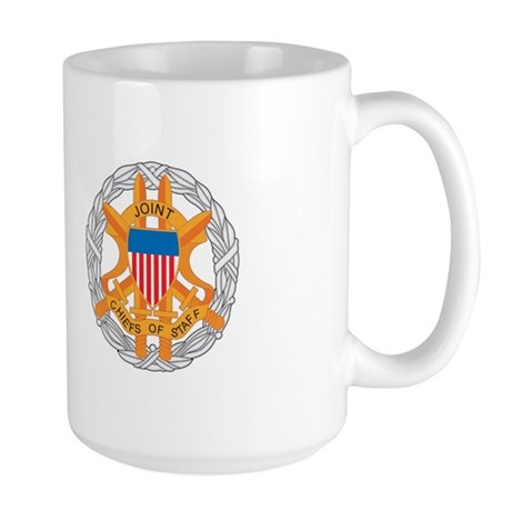 JOINT-CHIEFS-STAFF Large Mug