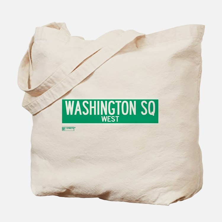 Washington Square West in NY Tote Bag