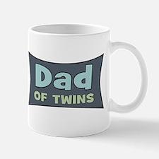 Dad of Twins Mug