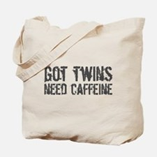 Got Twins Tote Bag