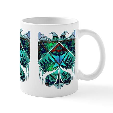 Two Eagles Mug