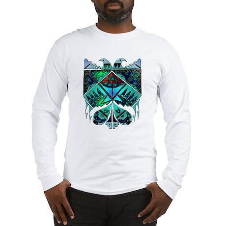 Two Eagles Long Sleeve T-Shirt