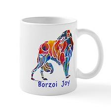 Borzoi Joy Mug
