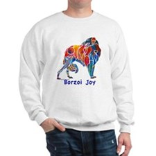 Borzoi Joy Sweatshirt