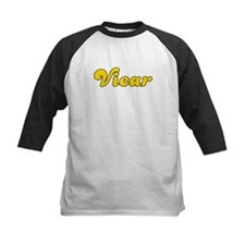 Retro Vicar (Gold) Tee