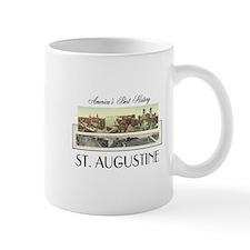 St. Augustine Americasbesthistory.com Mug