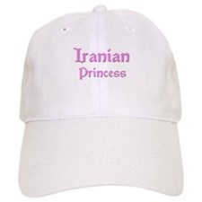Iranian Princess Baseball Cap