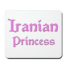 Iranian Princess Mousepad