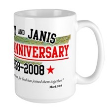 Andy and Janis Mug