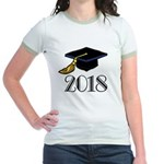 2018 Graduation Jr. Ringer T-Shirt