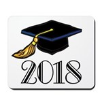2018 Graduation Mousepad