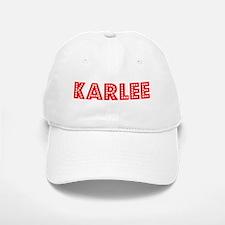 Retro Karlee (Red) Cap