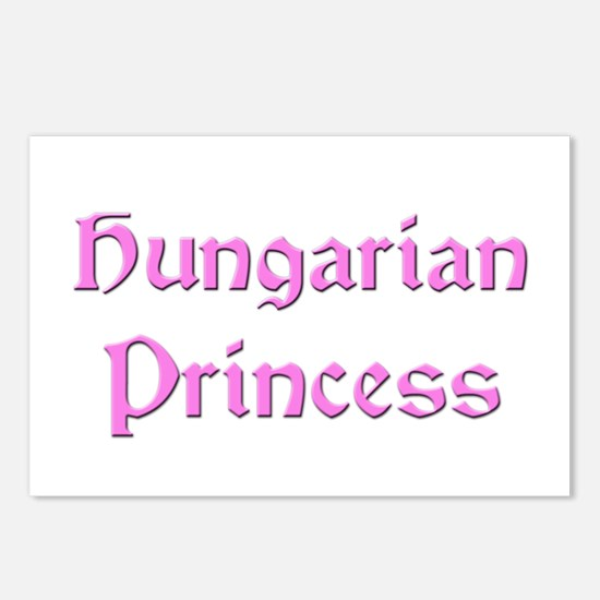 Hungarian Princess Postcards (Package of 8)