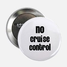 No Cruise Control Button