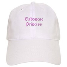 Gabonese Princess Baseball Cap