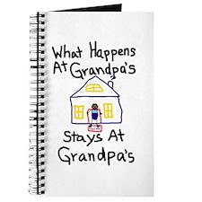 Grandpa's House Journal
