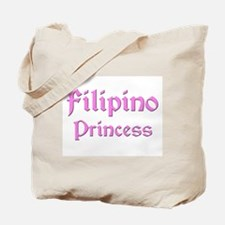 Filipino Princess Tote Bag