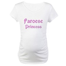 Faroese Princess Shirt