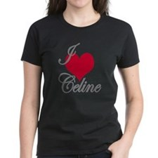 I love (heart) Celine Tee