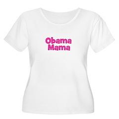 Obama Mama (pink) T-Shirt