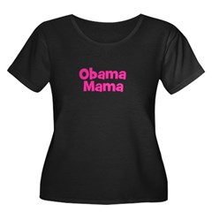 Obama Mama (pink) T