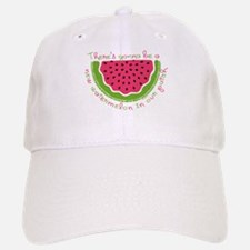 New Watermelon Baseball Baseball Cap