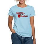 BARACK ROCKS! Women's Light T-Shirt