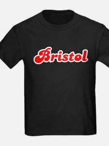 Retro Bristol (Red) T
