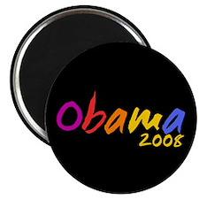 Cool Obama 2008 Magnet